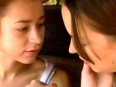 Russian legal teens cumming and furthermore masturbating