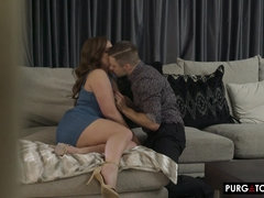 nasty babe Maddy O'Reilly impassioned sex