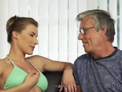 DADDY4K. Victoria doesnt love her boyfriend but likes