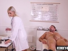 Incredible Sex In The Hospital