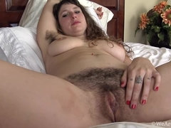 Hairy whores get covered with sizzling hot cum