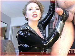 domme T - Get queer taught On Freak Cock