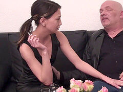 VanessaKeen - The Tax Collector smoking