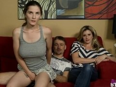 Busty Step-Daughter Sex