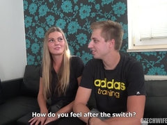 Czech Wife Swap 2 part 1