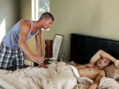 Deep and hard fucking with Jean Val Jean & Rusty Stevens