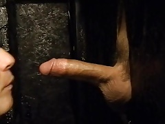 Cocksuckers at gloryhole 27