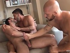Aitor Crash, Damian Boss & Dominic Pacifico - World of Men