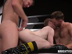 Hot son fetish and cumshot