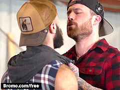 The Lumber Yard, sequence 1 featuring Jordan Levine and teddy teddy - BROMO