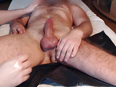 Me ballbust milk furry amputee stud - hot session