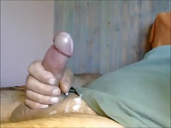 Edging to cum