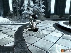 Skyrim gay sex selection outdoors
