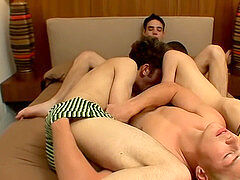 two By Two queer boy Orgy