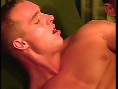 Randy gay guys outdoor safe fuck