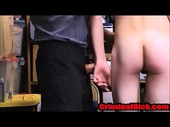 Teen Boy Thug fucked for the first time