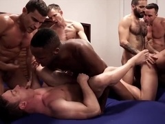 The Lucas males group, group-sex, And bang (2)