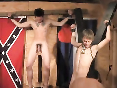 Domination & submission gay confine restrain bondage guys lads youthfull victims schwule jungs