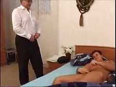 Older men fucking a young boy