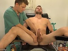 Muscle gay dp with cumshot
