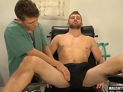 Muscle gay dp and cumshot