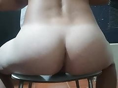 My beautiful ass