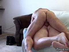 Super cub gets his huge ass rimmed and boinked by father teddy
