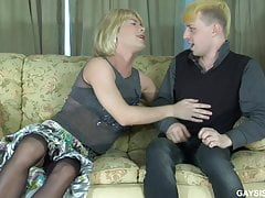 Hot Gay Sissy - Maurice and Silvester
