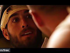Men.com - Diego Sans and Paddy OBrian - Pirates A Gay Xxx Pa