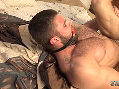 Leo Lomar dominated and banged by Tomas Fuk
