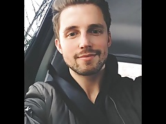 MARCUS BUTLER GAY CUM TRIBUTE CHALLENGE SEXY CELEBRITY