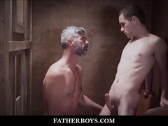Young Catholic Boy Marcus Rivers Fucked By Father Oaks Bill Farnsworth In Confession