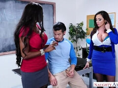 Ariella Ferrera,Diamond Jackson,Bambino My First Sex Teacher