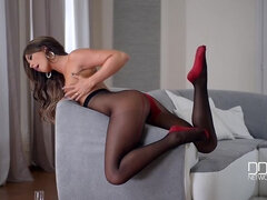 Absolute Orgasmic Perfection - Leg Goddess in Pantyhose