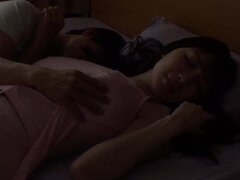 Beautiful young Japanese with big natural tits Shion Utsunomiya in amateur hardcore