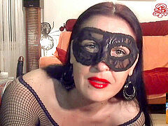 mistress Sadistra's Skype session
