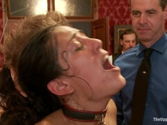 Slave Lyla's Anal Return, and the Order of Authority