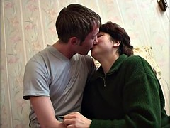 Mature And Boy 18 (Russian Quickie)