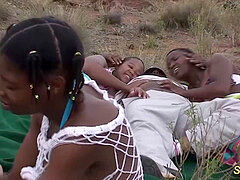 crazy african safari fuckfest lovemaking