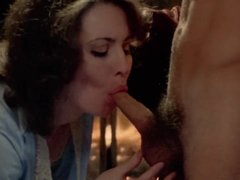 Vintage porn with young married couple fucking non-stop