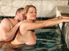 MILF Kelly Madison Get Some By The Pool