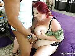 Fat Big Tit Slut is Fucked By Shane Diesel