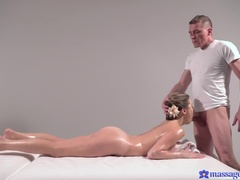 Hot natural Russian woman squirting