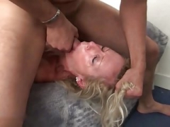 sexy french eager mom butt fucked