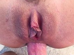 Glamcore beauty Point of view assfucked after giving head