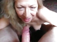 Mommy is ready for your cum