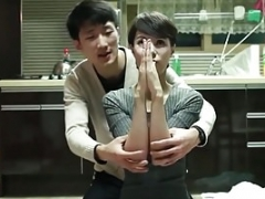 Korean Porno Yoga Sex