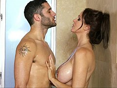 Hot sex in showers, wet drenched sluts in free HD movies