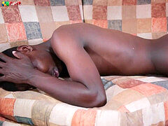 dark-hued african twinks gives hot jizz after hot without a condom