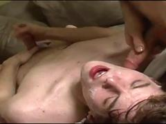 Very cute young lady boys having gay sex first time he had every knob in the apartment